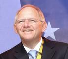 Freut sich über jeden Cent in der Haushaltkasse: Finanzminister Dr. Wolfgang Schäuble, Foto Wikipedia Benutzer: Euku
